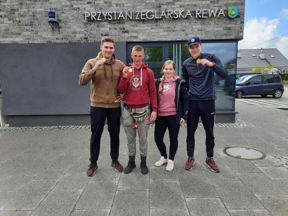 Akademickie Mistrzostwa Pomorza - Puck, fot. Katarzyna Nagły